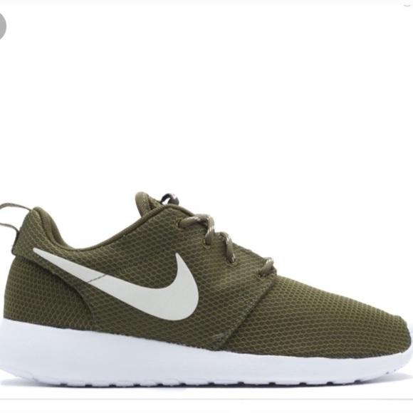 Nike Air Force 1 High 07 LV8 Suede Vintage Green Gum Medium Brown Ivory Men's Women's Running Shoes Sneakers AA1118 300